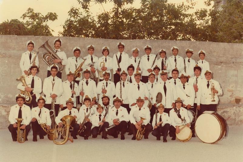 Banda Musicale Augusta, anni ottanta