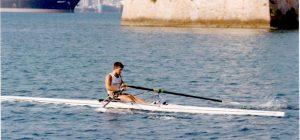 Canottaggio, il campione del mondo Galoforo riparte dal mare di Augusta