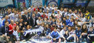 """È ancora """"double"""", il Maritime Augusta solleva la Coppa Italia di A2"""