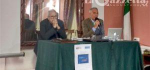 """L'ex ministro Salvo Andò ad Augusta. Presentato libro di geopolitica sulle prospettive del """"continente"""" Mediterraneo"""