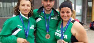 Atletica, il neroverde Di Grande terzo assoluto sui 5.000 in pista a Misterbianco