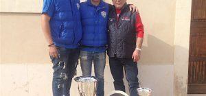 Automobilismo, l'augustano Centamore vince ad Avola e firma tempo record. Con dedica alla figlia appena nata