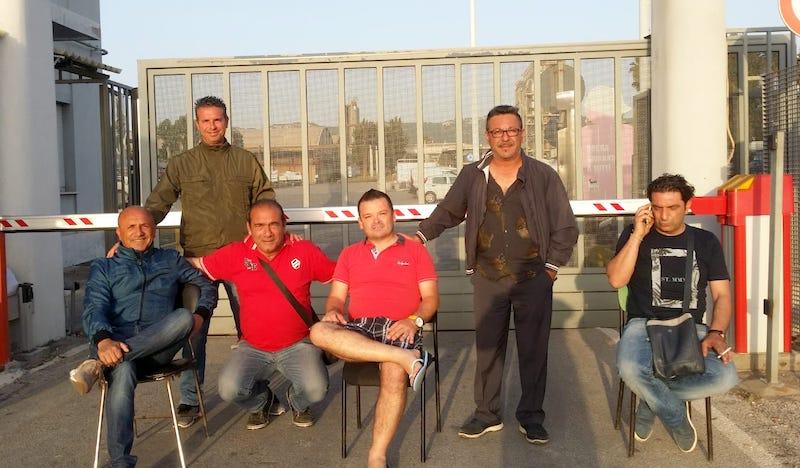 lavoratori-set-impianti-blocco-portineria-versalis-priolo