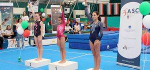 Ginnastica artistica, baby atlete augustane vincono campionato nazionale Asc a squadre di categoria