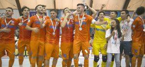 Calcio a 5, il Maritime Augusta si laurea campione d'Italia under 19