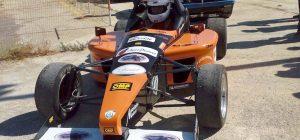 Automobilismo, l'augustano Giardina quinto assoluto nello slalom a Vittoria