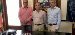 """Tre eccellenze italiane per i """"Kiwanis awards"""" al nuovo porto Xifonia Augusta"""