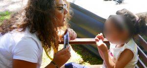 L'esperienza estiva della ventenne augustana Giorgia al cospetto della sindrome di Rett