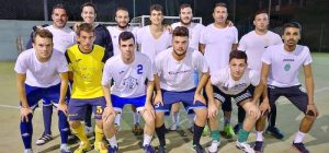Calcio a 5, nasce il Brucoli Elite Futsal
