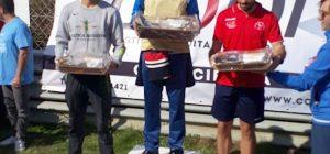 """Mezza maratona """"Città di Enna"""", il triatleta augustano Salerno al 4° posto assoluto"""