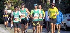 Atletica Augusta alla Maratona di Catania con 24 atleti, Liuzzo secondo nella 10,5 km
