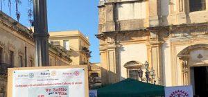 Augusta, alcol test gratuiti per i ragazzi questo sabato sera. Iniziativa notturna in piazza Duomo di Rotary-Rotaract-Interact