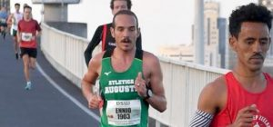 Atletica, l'augustano Salerno 16° su undicimila alla 15 km di Rotterdam
