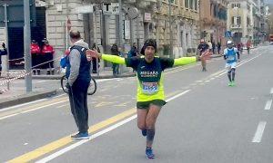 Atletica, incoraggianti debutti stagionali per l'Asd Megara Running