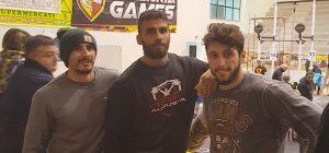 """Crossfit, tre augustani in gara ai """"Trinacria Games"""": un podio e due piazzamenti"""