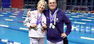 Nuoto master, due augustani fanno incetta di medaglie ai campionati regionali a Palermo. Servito il bis dopo la Coppa Sant'Agata