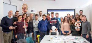 """Alternanza scuola-lavoro in Veneto, due robot umanoidi per gli studenti del """"Ruiz"""". Altro progetto sul monitoraggio strutturale"""