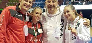 Karate, Asia Agus e Federica Cavallaro a medaglia nei campionati italiani assoluti