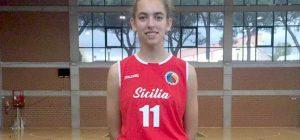 Basket giovanile, cestista augustana vestirà la maglia della Sicilia nel Trofeo delle Regioni