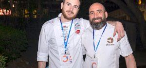"""Augusta, sous-chef augustano in rappresentanza di Malta al """"Cibo nostrum"""" 2019"""
