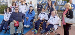 Nuoto paralimpico, campionato regionale, Asd Il Faro non vince a Siracusa ma resta in testa alla classifica generale