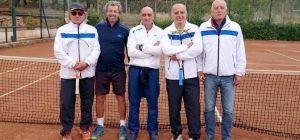 Tennis, Nct Augusta alla final four nazionale over 60