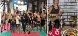 Marisicilia Cup, ct azzurro di boxe Valeria Calabrese e fighter Team Sosta insieme per uno stage-esibizione