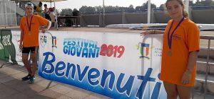 Canottaggio giovanile, doppio bronzo augustano con Maci e Patania all'Idroscalo di Milano