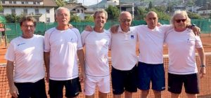 Tennis, final four nazionale over 60, Nct Augusta conquista il 3° posto