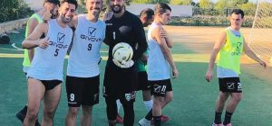Calcio, il rinnovato Megara riprende la preparazione. Di Maria, Francica e D'Augusta fanno il punto