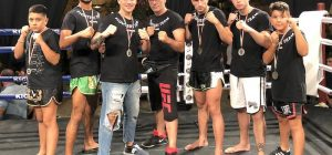 "Kickboxing, Team Sosta porta a casa sei medaglie dalla ""Fight night"" di Scicli"