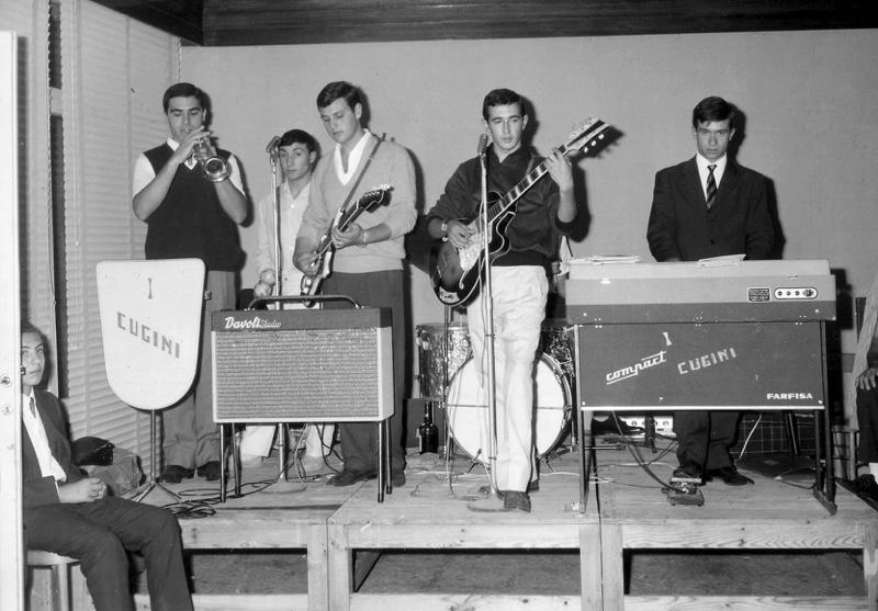 Augusta, CRAL MM, Complesso 'Cugini', anno 1969.