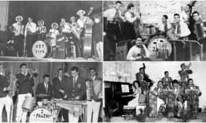 Breve storia di Augusta: locali storici di musica dal vivo, orchestre, band e gruppi folk