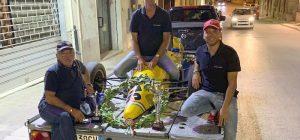 Automobilismo, l'augustano Centamore brilla nella 61ª Monte Erice