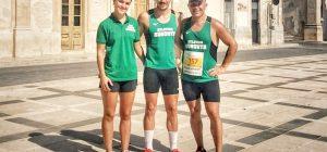 """Atletica Augusta, Salerno fa suo il 2° """"Trofeo Città del carrubo"""" a Rosolini"""