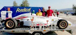 Automobilismo, l'augustano Giardina 2° assoluto nell'ottava prova del Trofeo Acsi