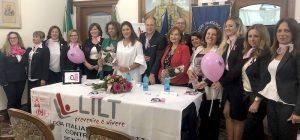"""Augusta, """"Lilt for women"""", Passeggiata in rosa per la prevenzione sabato 26 con gli studenti"""