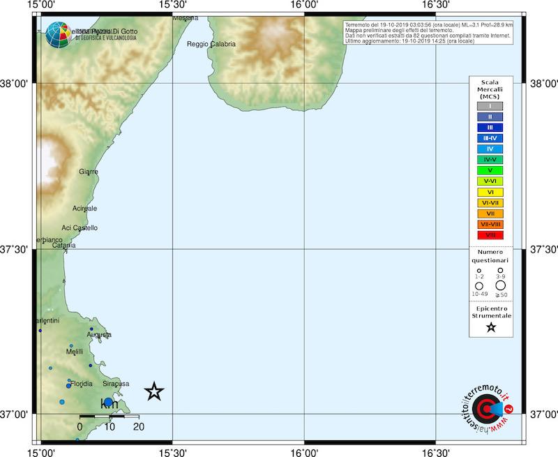terremoto-3.1-costa-siracusana-mappa-preliminare-effetti-ingv