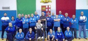 """Sport per disabili, Nuova Augusta presenta rinforzi e obiettivi. Messina: """"Sempre col sorriso ma col massimo impegno"""""""