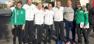 """Atletica Augusta, il vicepresidente Liuzzo vince la """"Straragusa"""" con i nuovi colori. Sette neroverdi in gara"""