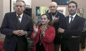 """""""La lirica in poesia e musica"""", sinergia artistica etnea tra gli augustani Casole e Zarbano e i catanesi Angelico e Ruggeri"""