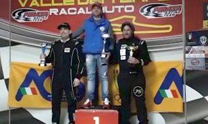 Automobilismo, campionato Acsi 2020, per l'augustano Centamore vittoria di raggruppamento a Racalmuto