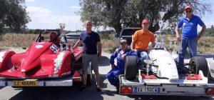 """Automobilismo, ritorno in pista per l'Augusta Racing al """"Motor day"""" di casa. E il podio si tinge di neroverde"""