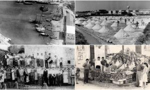 Breve storia di Augusta: lavori e mestieri tradizionali tra mare, campagna e saline