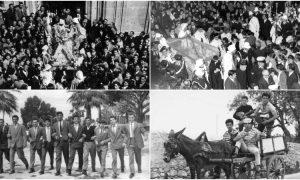 Breve storia di Augusta: la Settimana Santa e le scampagnate di Pasquetta