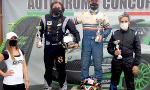 Automobilismo, l'augustano Centamore conquista pole, record e gara regionale all'Autodromo Concordia