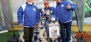 "Automobilismo, l'augustano Centamore vince a Favara campionato formula junior ""Rfr Trophy"""