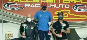 Automobilismo, campionato regionale formula junior, Centamore vince gara d'esordio a Racalmuto