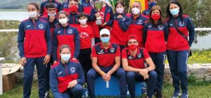 Canoa giovanile, Polisportiva Rari 86 Augusta migliore società alle gare regionali di Caccamo