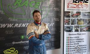 """Automobilismo, impresa dell'augustano Centamore nella tappa del """"Rfr Junior Trophy"""" andrà in tv"""